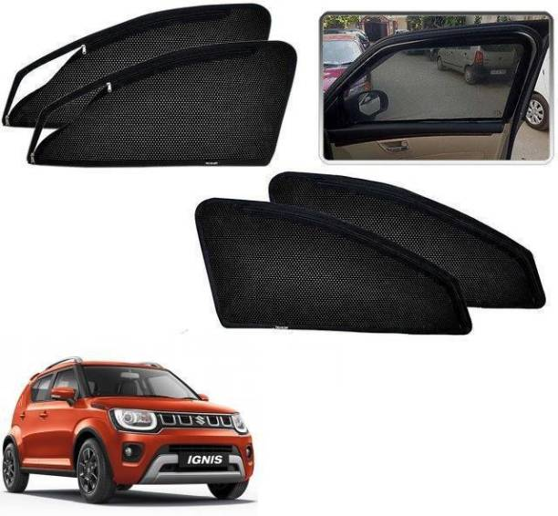 SunAway Side Window Sun Shade For Maruti Suzuki Ignis
