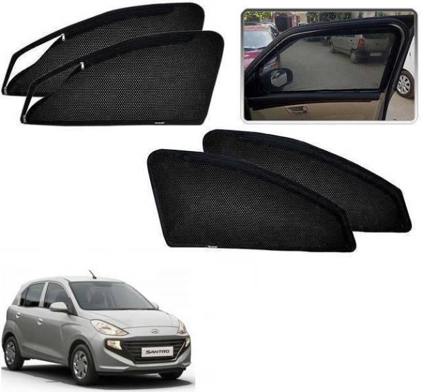 SunAway Side Window Sun Shade For Hyundai Santro
