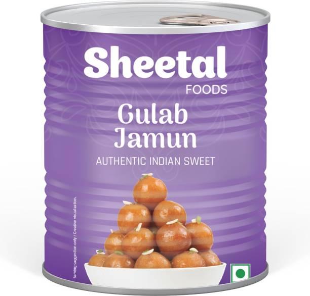SHEETAL FOODS GULAB JAMUN Tin