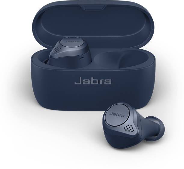 Jabra Elite Active 75t Active Noise Cancellation enabled Bluetooth Headset