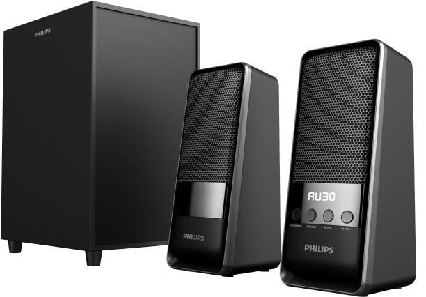 PHILIPS MMS2050/94 50 W Bluetooth Laptop/Desktop Speaker