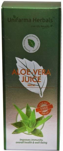 Unifarma Herbals Aloe Vera Juice
