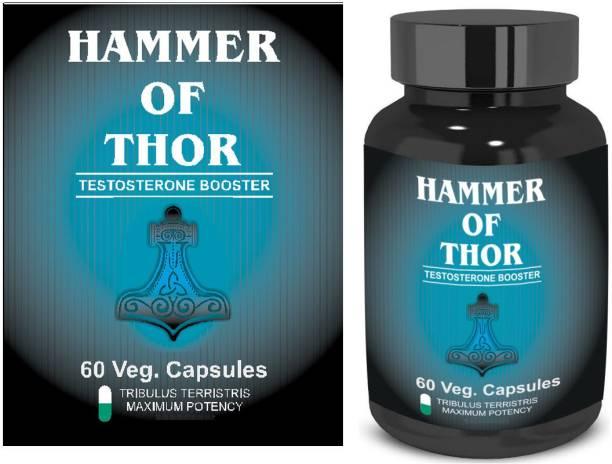 Way Of Pleasure Hammer OF Thor 60 Veg Capsule for Immunity Booster