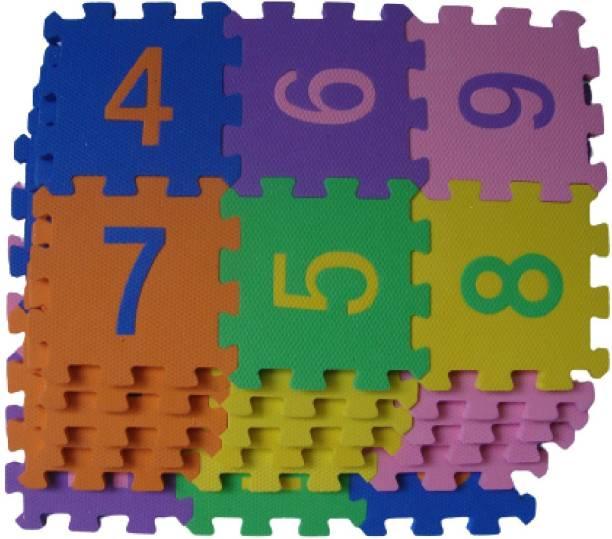 ETICAF Foam-Alfa Word Games Board Game