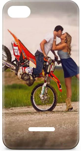 Accezory Back Cover for Mi Redmi 6A Back Cover, BIKE, KTM, LOVE, COUPLE, BACK CASE