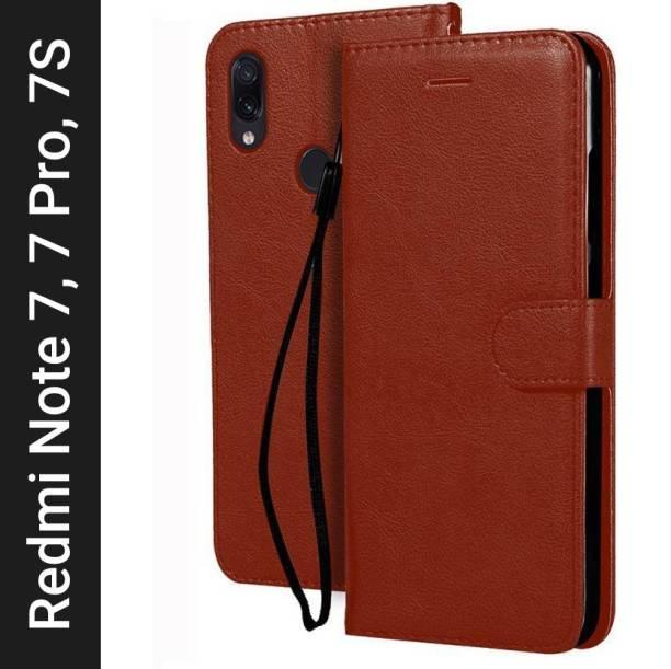 Flipkart SmartBuy Flip Cover for Mi Redmi Note 7 Pro, Mi Redmi Note 7, Mi Redmi Note 7S