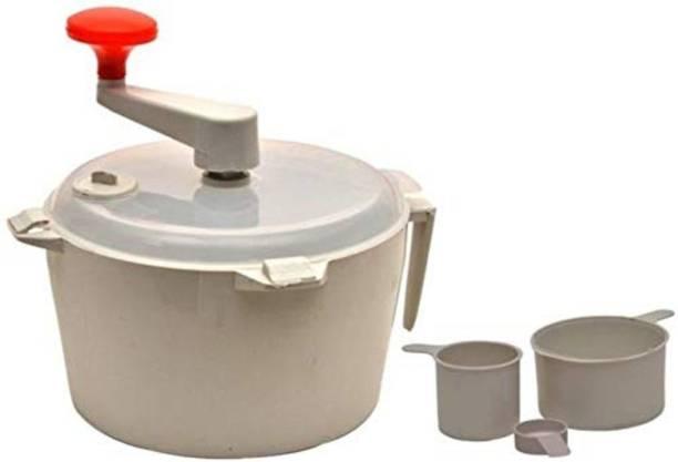 Radhe Krishna dough_maker Plastic Automatic Dough Maker