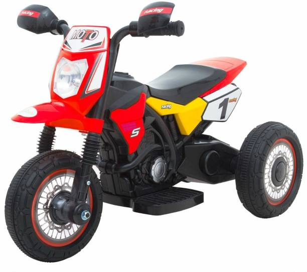 GoodLuck Baybee Battery Operated Ride On Bike for Kids/Toddler Bikes for Babies/Children Bike-Kids Bike for boy-Baby Bike-Recharable Electric Bike for Kids Bike Battery Operated Ride On (Green) Bike Battery Operated Ride On