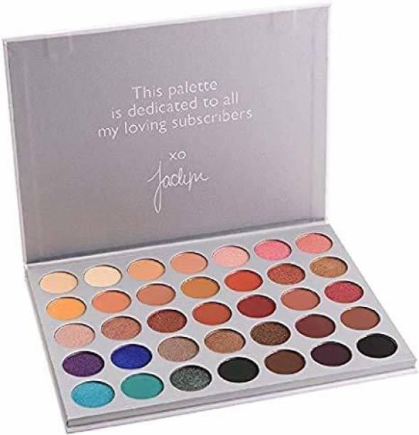 SQUARED Eyeshadow Palette for Women Makeup 35 Shedss ( Multicolor ) 70.5 g
