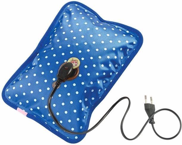 Kkuber Hot Water Bag with Electric Heating Gel Pad Heating Bag 1 L Hot Water Bag