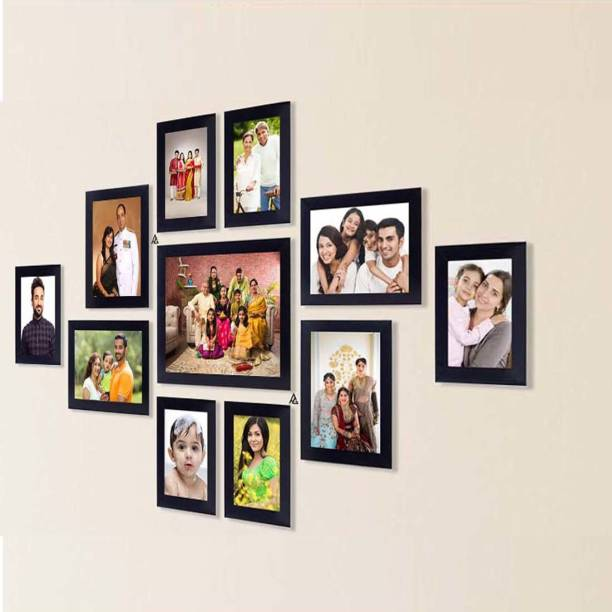 AG CRAFTS TM Wood Photo Frame