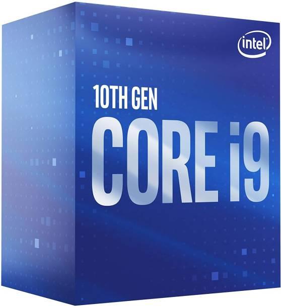 Intel Core(TM) i9-10900 2.8 GHz Upto 5.2 GHz LGA 1200 Socket 10 Cores 20 Threads 20 MB Smart Cache Desktop Processor