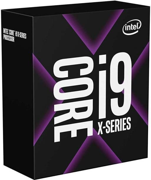 Intel Core i9-10900X X-series 3.7 GHz LGA 2066 Socket 10 Cores Desktop Processor