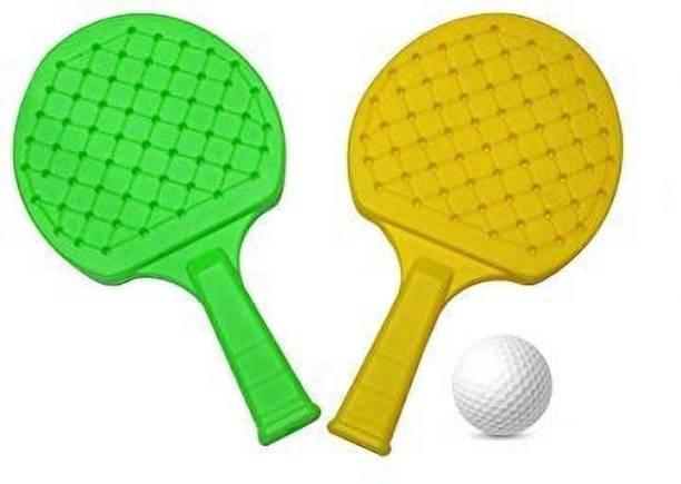 RIO PORT PortXJKW-1235 Green, Yellow Strung Tennis Racquet