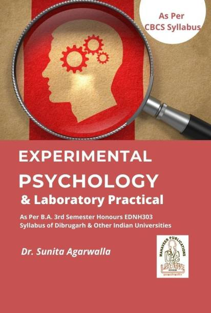 Experimental Psychology With Laboratory Practical
