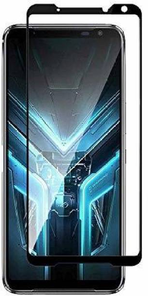GLOBALCASE Edge To Edge Tempered Glass for ASUS ROG PHONE 3