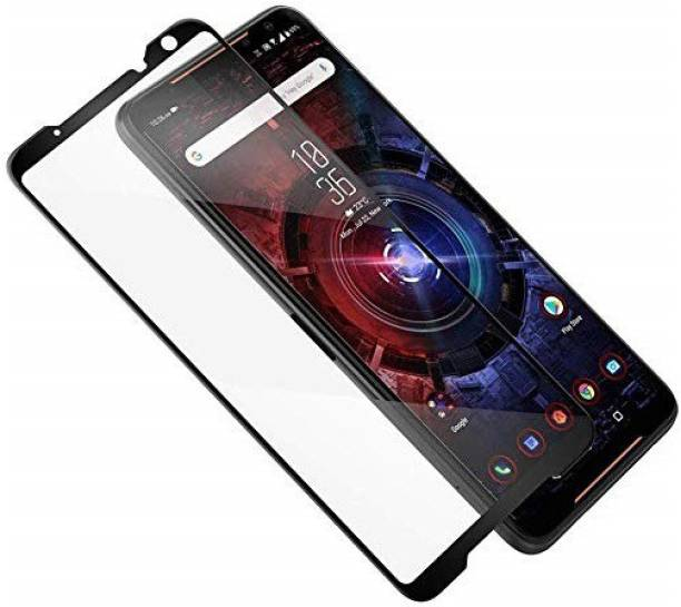 CASEHUNT Edge To Edge Tempered Glass for Asus ROG Phone 3