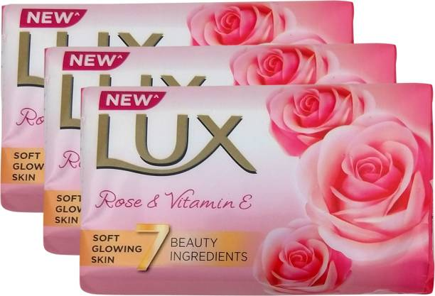 LUX Rose and Vitamin E