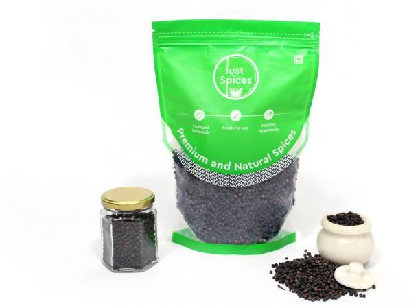 justspices Premium Black Pepper (Kali Mirch) 200 Gram