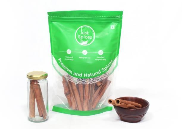 justspices Premium Cinnamon Sticks (Quills, Kalmi Taj) 200g