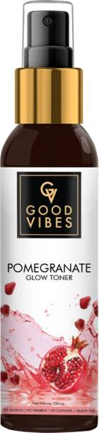 GOOD VIBES Pomegranate Toner (120 ml) Men & Women