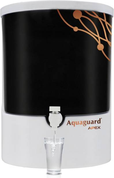Aquaguard Apex 8 L RO + UV + MTDS Water Purifier with Active Copper technology, 7 stages purification