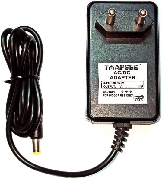 TAAPSEE 6.5 Feet Long Cord Power Adapter for Yamaha Keyboard Worldwide Adaptor