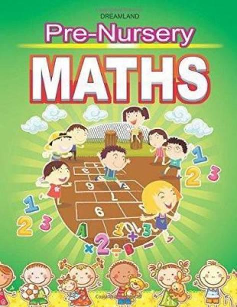 Pre-Nursery Maths - Worksheets