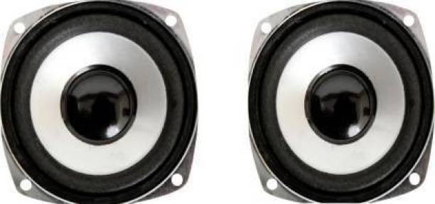 lenctus 5'' inch CAR woofer Speaker BEST 4ohm 50w HI-FI Speaker (Yellow) Subwoofer