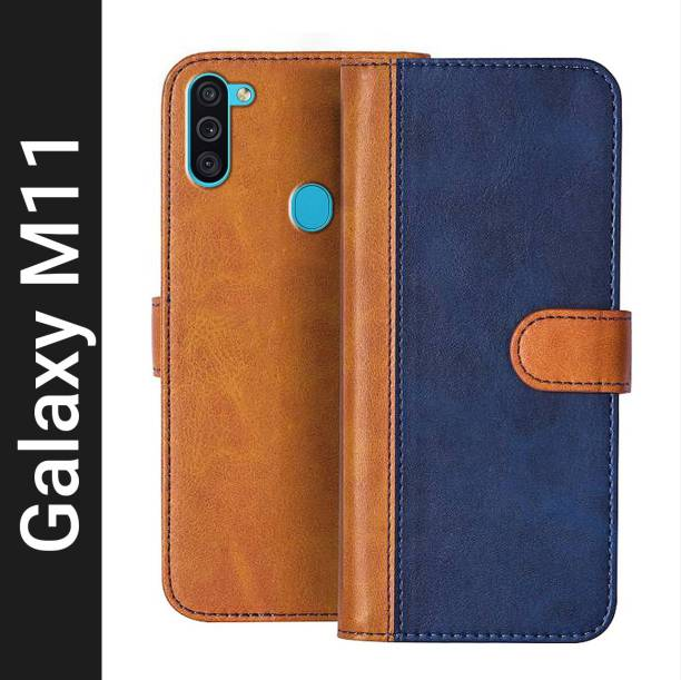 Knotyy Back Cover for Samsung Galaxy M11