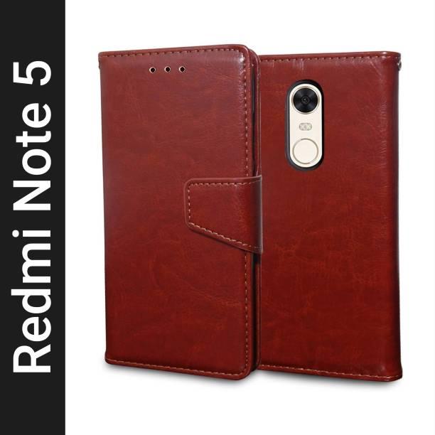 Unistuff Back Cover for Mi Redmi Note 5