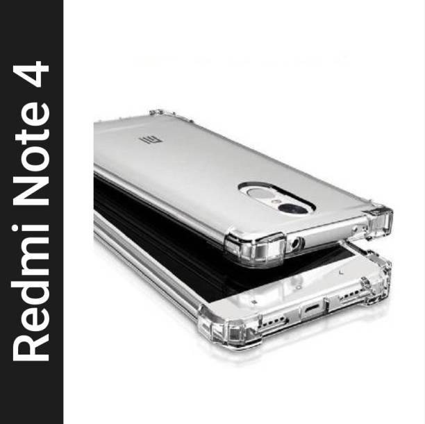 Esurient Back Cover for Mi Redmi Note 4