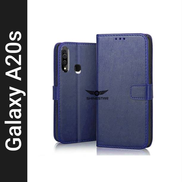 SHINESTAR. Back Cover for Samsung Galaxy A20s