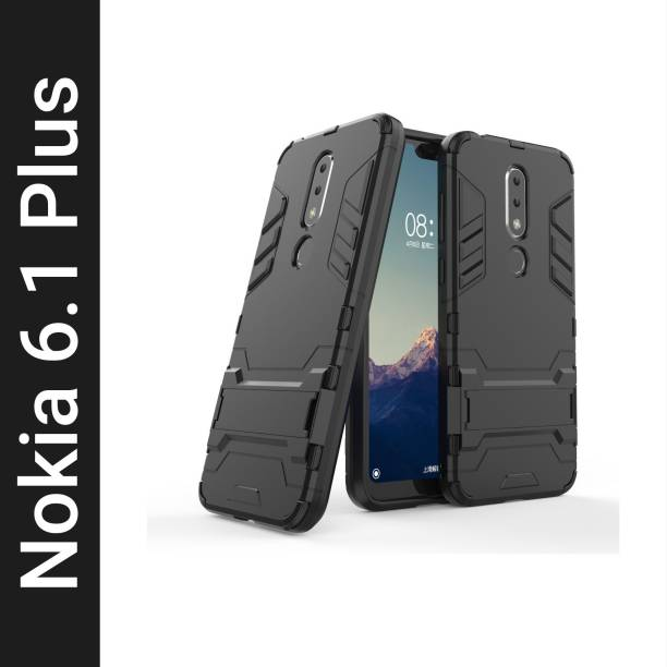 Mobile Mart Back Cover for Nokia 6.1 Plus