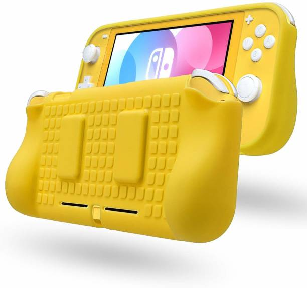 COMPUTER PLAZA Back Cover for NINTENDO SWITCH LITE WITH 2 GAME CARD STORAGE