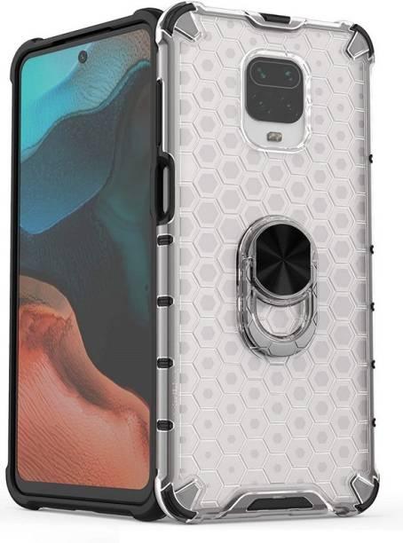 Cover Alive Back Cover for Mi Redmi Note 9 Pro, Mi Redmi Note 9 Pro Max, Poco M2 Pro, Plain, Case