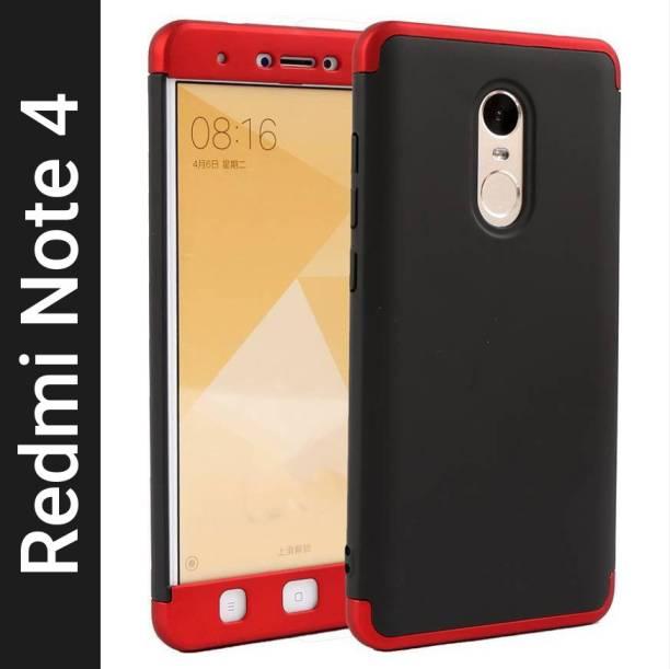 Lilliput Back Cover for Mi Redmi Note 4