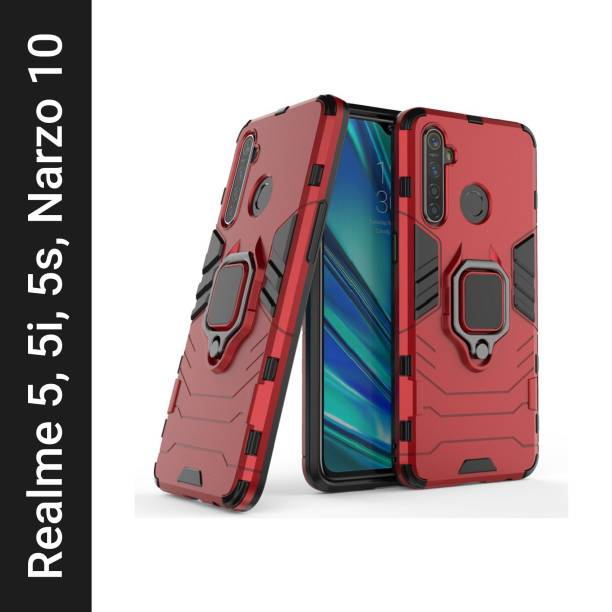 Flipkart SmartBuy Back Cover for Realme Narzo 10, Realme 5, Realme 5i, Realme 5s