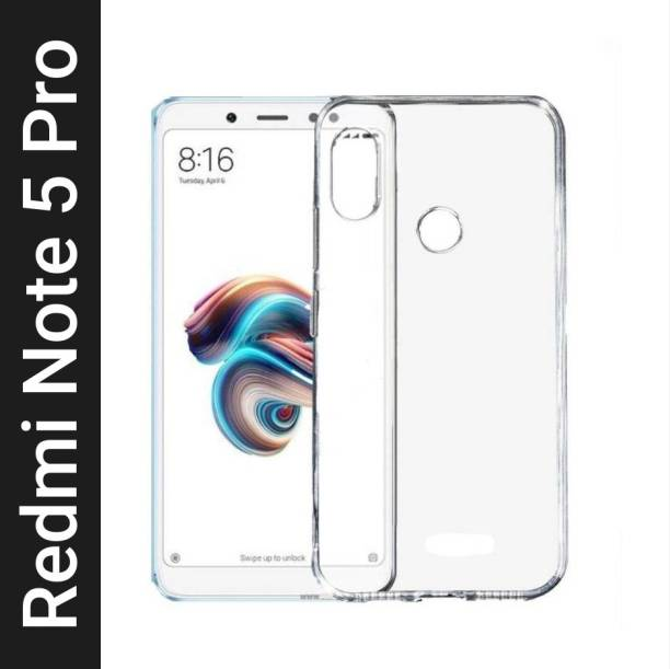 Flipkart SmartBuy Back Cover for Mi Redmi Note 5 Pro