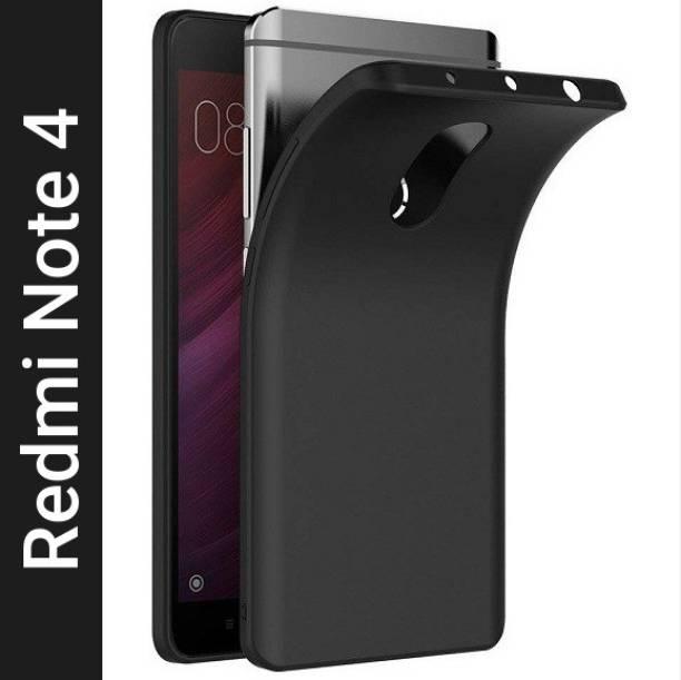 Power Back Cover for Mi Redmi Note 4