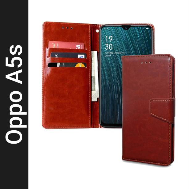Unistuff Back Cover for Oppo A5S