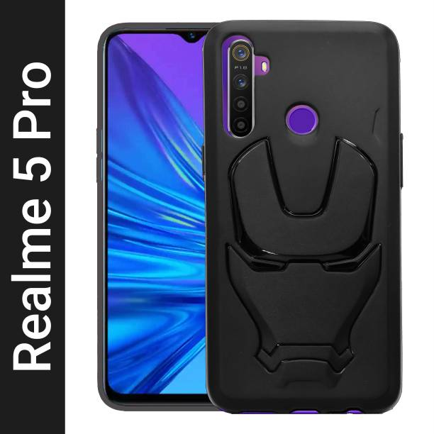 VAKIBO Back Cover for Realme 5 Pro