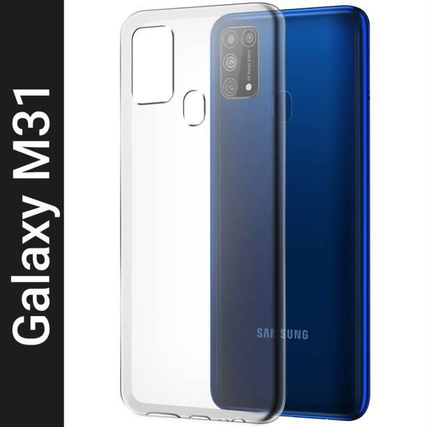 Flipkart SmartBuy Back Cover for Samsung Galaxy F41, Samsung Galaxy M31