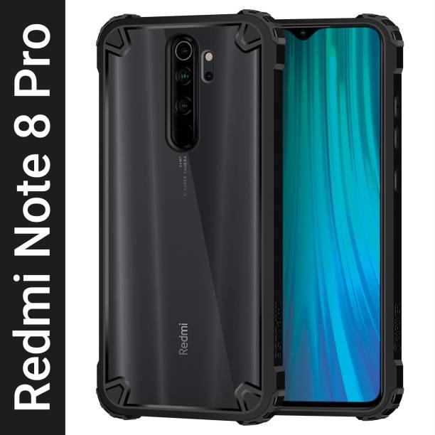 Kapaver Bumper Case for Mi Redmi Note 8 Pro