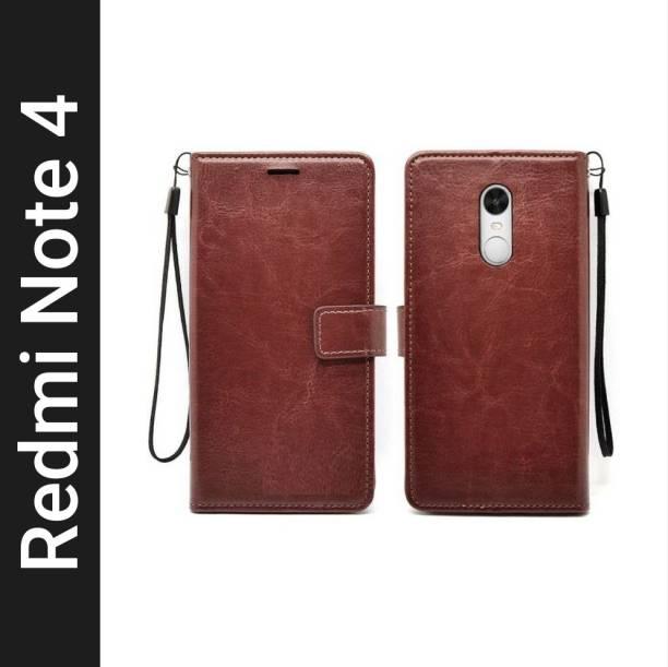 Flipkart SmartBuy Flip Cover for Mi Redmi Note 4