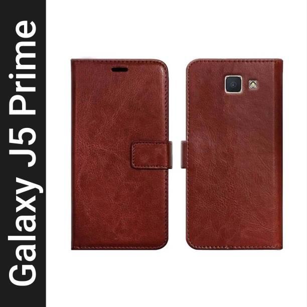 MV Flip Cover for Samsung Galaxy J5 Prime