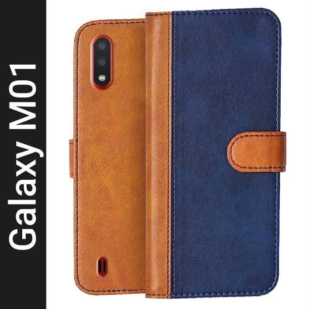 Flipkart SmartBuy Flip Cover for Samsung Galaxy M01