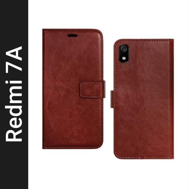 Spicesun Flip Cover for Mi Redmi 7A