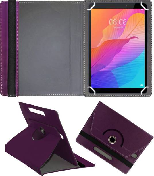 Fastway Flip Cover for Huawei MatePad T8 LTE 32 GB 8 inch with Wi-Fi+4G Tablet