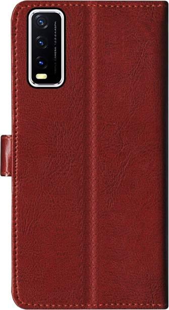 Mobile Mart Flip Cover for Vivo Y20, Vivo Y20i, Vivo Y20G